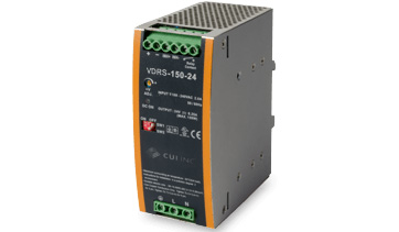 CUI Expands DIN Rail Ac-Dc Power Supply Line to Address Higher Power Industrial Applications